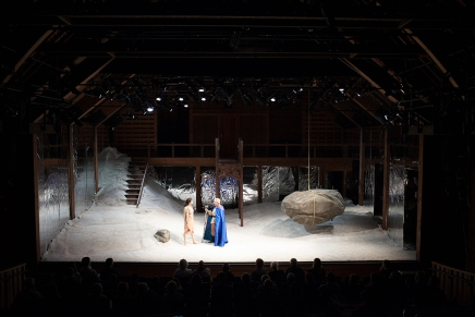 Review: CTC executes imaginative rendition of Shakespeare's last, with a few designquibbles