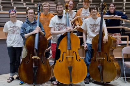 MSFO bassists drop 'terrifying' recital