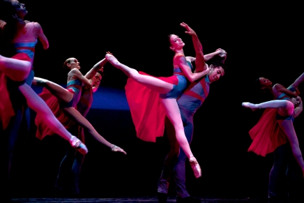 Review: Ballet and CSO collaborate for a buoyant final performance