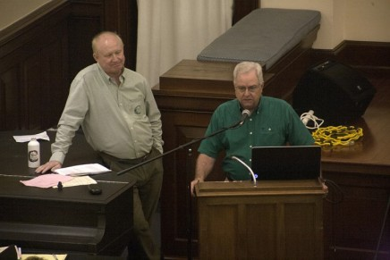 CPOA meeting discusses sewer plant update ahead of Tuesday vote