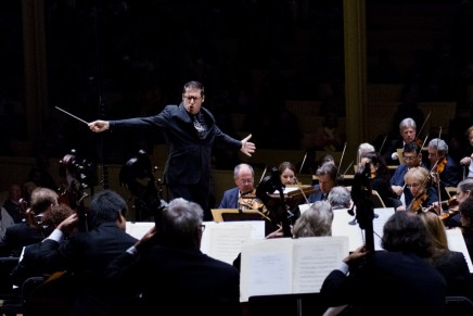 Review: Boico seeks harmonic adventure, CSO overcomes rocky first half