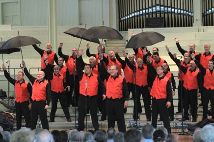 Barbershop Harmony Parade to bring Americana happiness to Amp