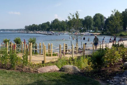 Recreation, health officials on alert as algae season hits Chautauqua beaches
