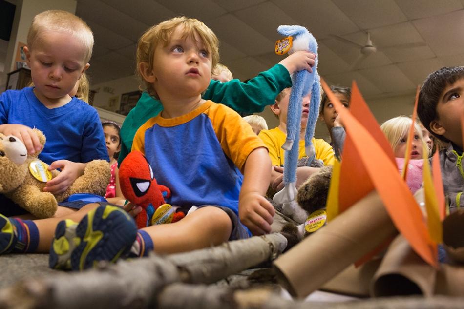 Children's School wraps up season with annual Teddy BearPicnic