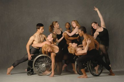 Dancing Wheels: Breaking down boundaries in the world of dance