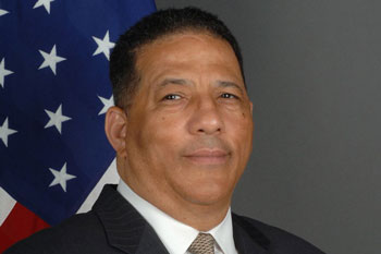 Battle to evaluate U.S. relations withAfrica