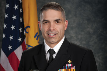 Giberson, acting deputy U.S. surgeon general, emphasizes need for health care collaboration