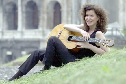The accidental classical guitarist: Isbin to grace Amp stage for recitaltonight