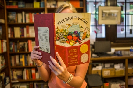 "CLSC Young Readers Find ""The Right Word"""