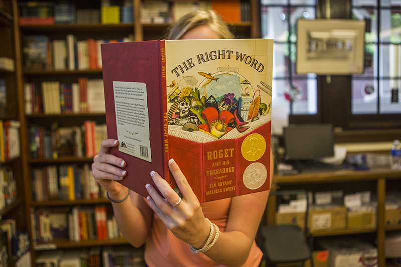 """CLSC Young Readers Find """"The RightWord"""""""