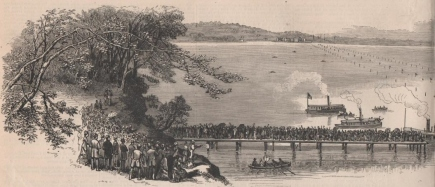 A great race, a great fiasco: Local historian recounts 19th-century scull racing