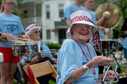 Chautauqua Community Band gears up for another buzz-worthyperformance
