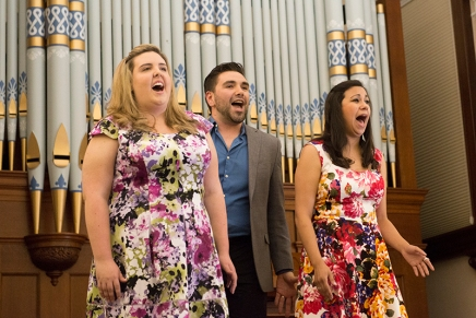 Young Artists showcase 'Artsongs in theAfternoon'