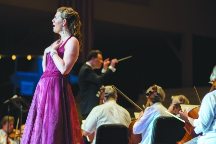 CSO, Opera Young Artists collaborate for night offavor