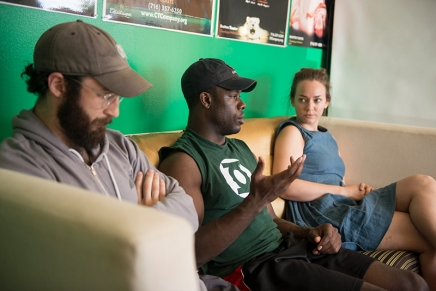 'Intimate' conversations: CTC actors prepare forshow
