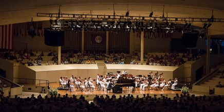 Lee, Scaglione make Chautauqua debuts with CSO