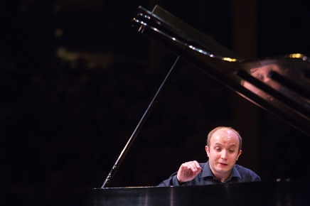 Farewell, but not goodbye: Gavrylyuk to conclude visit with solorecital