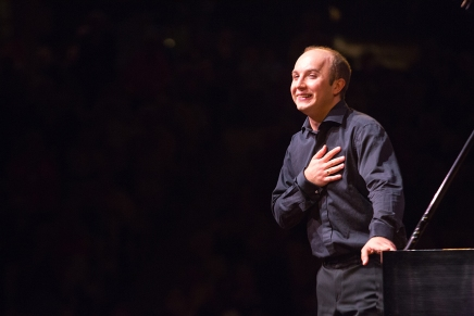 'Into the music:' Milanov, Gavrylyuk to guide audience through Mussorgsky's famous'Pictures'