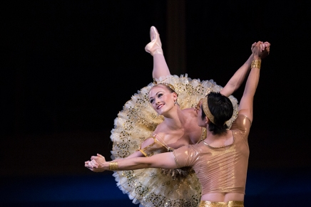 Review: 'An Evening of Pas de Deux' offers evidence of promising future for CharlotteBallet