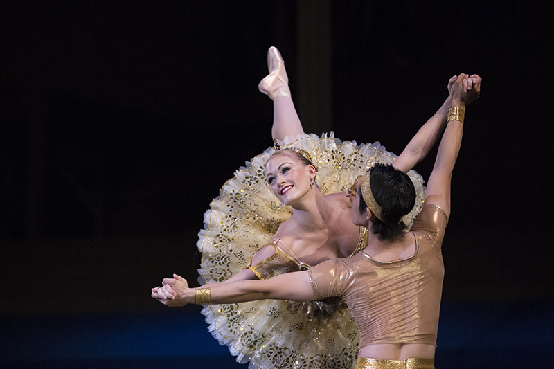 Review: 'An Evening of Pas de Deux' offers evidence of promising future for Charlotte Ballet