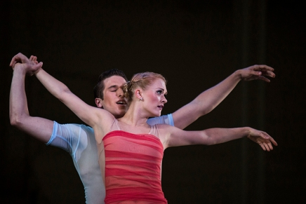 Balancing act: Cooper, CSO lead ballet in visualizing classics