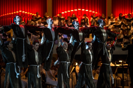 Orff's 'Carmina Burana' returns to the Amphitheater for final show
