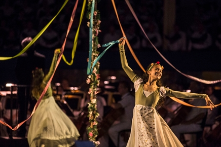 REVIEW: 'Carmina Burana' exhibits Chautauqua's good fortune