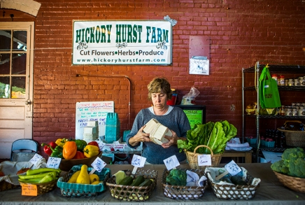 Season of plenty: Local farm provides organic produce to Chautauquans, county at large