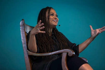Director DuVernay discusses the politics of filmmaking