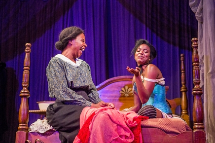 'Love, sex, economy': CTC opens 'IntimateApparel'