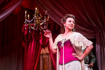 Review: CTC beautifully refashions Nottage's 'Intimate Apparel'
