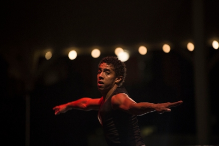 Leeper's last bow: Dancer performs for the final time in Chautauqua
