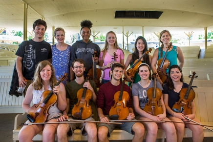 Viola students set to fly solo in annual recital