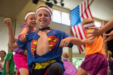 GALLERY: Pantomime heroes