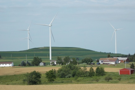 Something in the air: Wind farm to be built in Chautauqua County