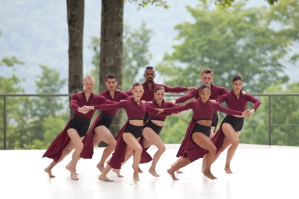 Artistry & Athleticism: LehrerDance brings modern dance to Amp