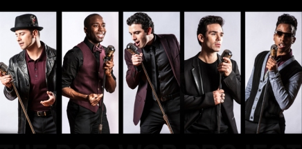 The Doo Wop Project to bring  creative harmony to Amp