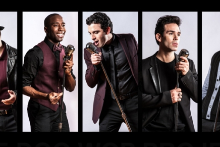 The Doo Wop Project to bring  creative harmony toAmp