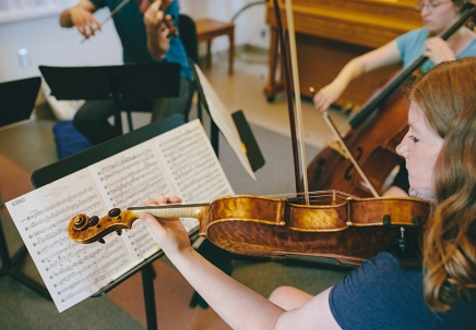 Back to basics: MSFO dives into second phase of chamber music performances