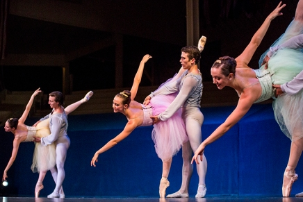 Dakin to lead CDC discussion on video highlights from Charlotte Ballet's 2015 season at Chautauqua