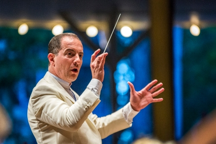 Review: With Baryshevskyi, CSO creates 'uncommon, singular' experience