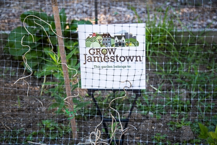 Urban Farm: Community gardens bring Jamestown to life