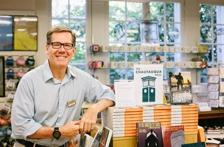 Rothfus to discuss bookstore's dual mission