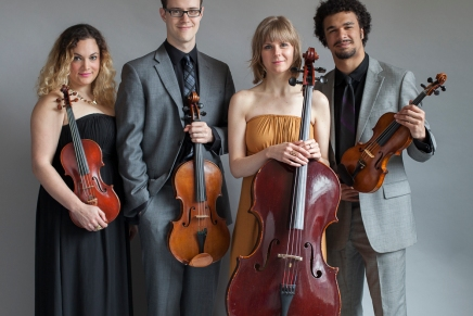 PUBLIQuartet remixes string quartet for the future