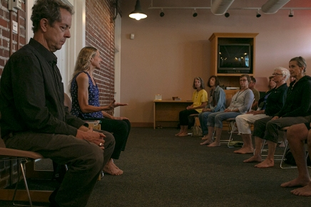 Norton, Smith lead from Sufi tradition in Week Seven Mystic Heart meditationsessions