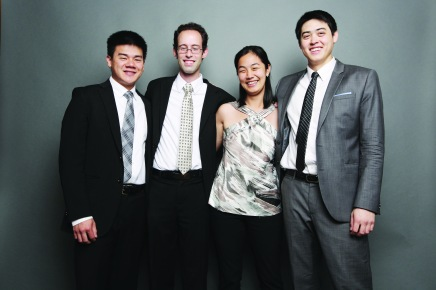 Telegraph Quartet concludes chamber music series with story time, mix of classic with contemporary