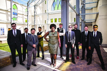 The Suffers to storm Chautauqua with heart, soul, rock 'n' roll