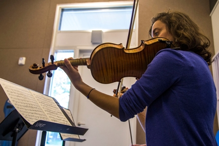 Student recital shines spotlight on soloists, group ensembles